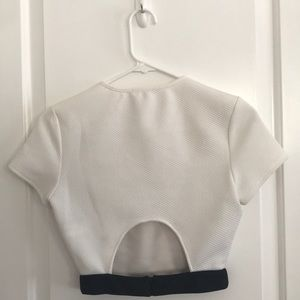 Tops - Boutique crop top